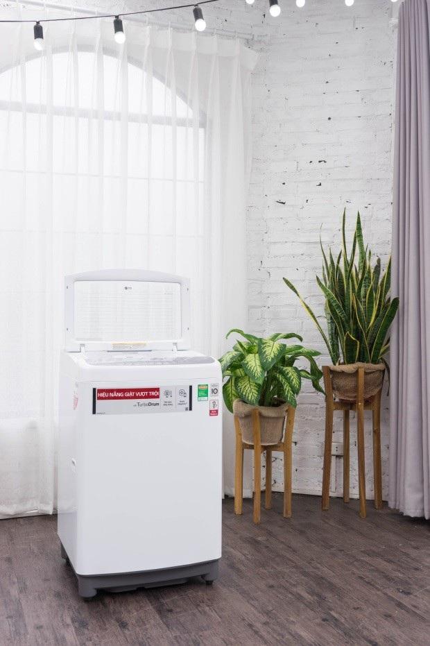 Chế độ chờ tiết kiệm điện, máy sẽ không sử dụng điện năng nếu không vận hành.