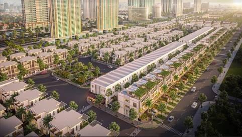 Dự án Đông Tăng Long - Hưng Lộc được quy hoạch bài bản, đồng bộ