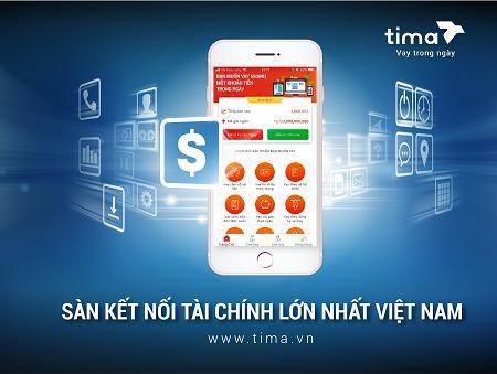 Khách hàng đã có thể tải ứng dụng Tima ngay từ các chợ ứng dụng AppStore và GooglePlay