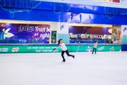 Giải trượt băng nghệ thuật cúp Vincom mùa thứ 3 thu hút nhiều thí sinh tiềm năng - 3