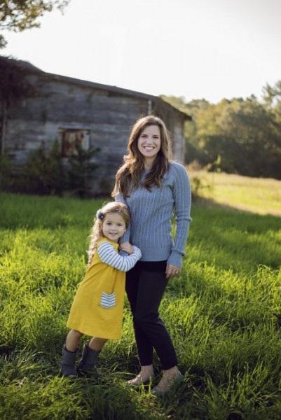 Becky Mansfield và cô con gái út