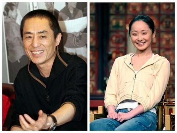 Lý Mạn là con gái nuôi của Trương Nghệ Mưu