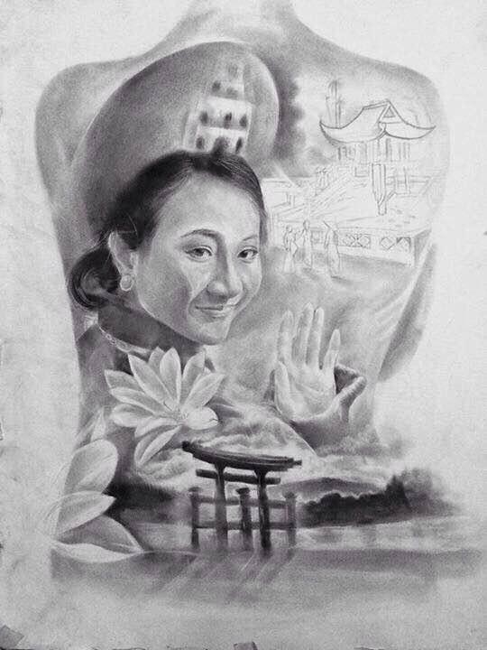 Trịnh Đình Tuấn Anh: Chàng trai trẻ và niềm đam mê văn hóa truyền thống Việt - 5