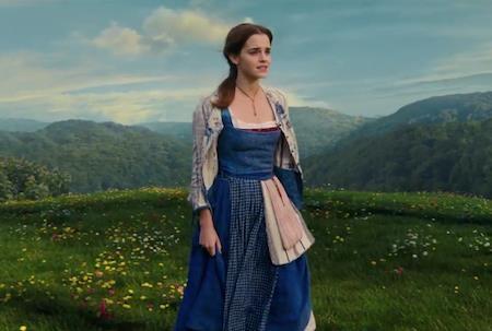 """Emma Watson vừa khoe giọng """"khủng"""" trong trailer của """"Người đẹp và quái vật"""""""