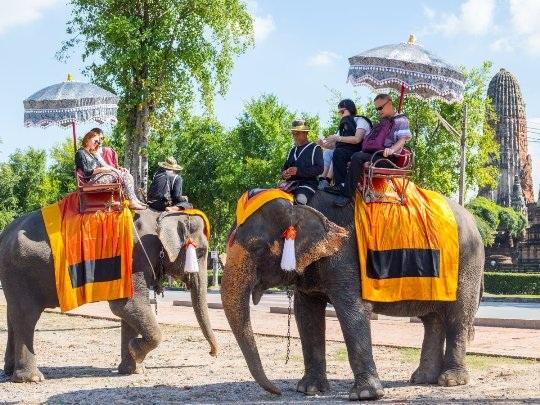"""Một Thái Lan rất khác khi chưa bị """"áp đảo"""" bởi khách du lịch - 4"""