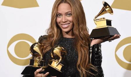 """Ca khúc """"Formation"""" của Beyoncé vừa được đề cử Grammy"""