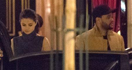 Selena Gomez và bạn trai The Weeknd bị bắt gặp hẹn hò ở Paris