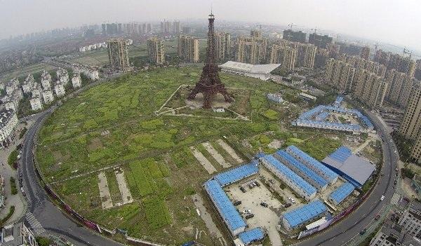 Trung Quốc: Đất nước của các bản sao thắng cảnh nổi tiếng thế giới - 4