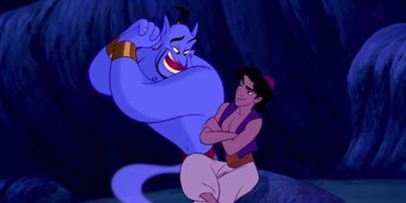 """Nhân vật thần đèn Genie trong bộ phim """"Aladdin"""" hồi năm 1992 cũng sắp sửa có một bộ phim riêng cho mình"""