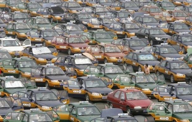 Những bức ảnh khiến bạn sửng sốt về tình trạng dân số ở Trung Quốc - 4