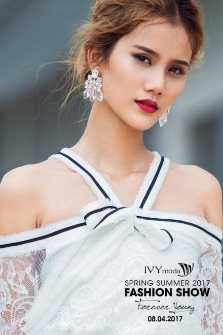 Dàn mẫu tên tuổi quy tụ trong IVY moda Spring Summer Fashion Show 2017