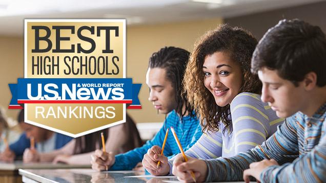 Top 10 trường Trung học công lập tốt nhất nước Mỹ năm 2017 - 4