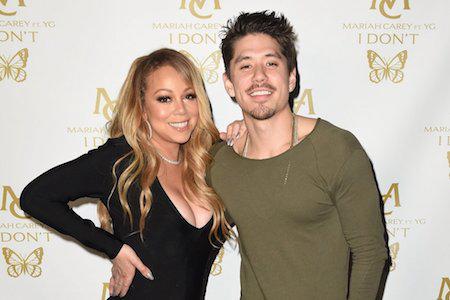 Sau năm tháng hẹn hò, Mariah Carey cũng đã dứt tình cùng chàng vũ công trẻ Bryan Tanaka