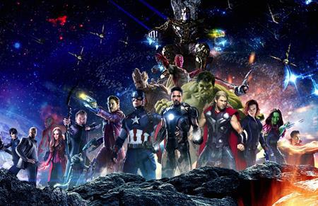 """Tháng 5 năm sau, Marvel sẽ tiếp tục trình làng siêu phẩm """"Avengers: Infinity war"""" và với sự xuất hiện của hàng loạt các siêu anh hùng đình đám, """"Avengers: Infinity war"""" đã khiến các fan hâm mộ phải đứng ngồi không yên ngay từ giai đoạn sản xuất"""