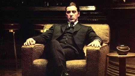 """Gặt hái được vô số giải thưởng với vai diễn Michael Corleone trong """"The Godfather"""" nhưng ban đầu, Al Pacino lại không được lòng nhà sản xuất. Nam tài tử đã gặp phải vô số sự bài xích và nếu như không nhận được sự ủng hộ, động viên của đạo diễn Francis Ford Coppola, Al Pacino có lẽ đã phải bỏ ngang vai diễn xuất sắc này."""