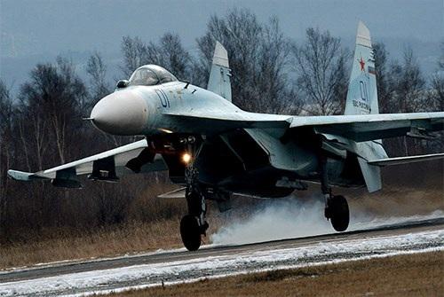 40 năm của một trong những dòng máy bay chiến đấu thành công nhất thế giới - Su-27 - 5