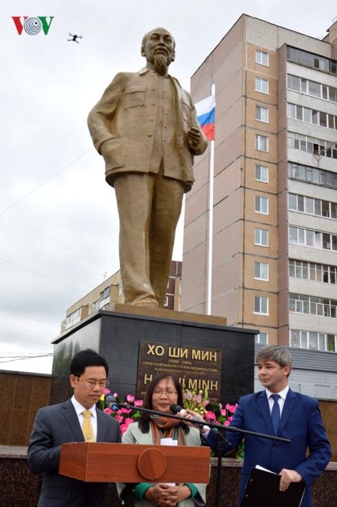 Phó Bí thư thường trực Tỉnh ủy Nghệ An trong bài phát biểu tại buổi lễ.