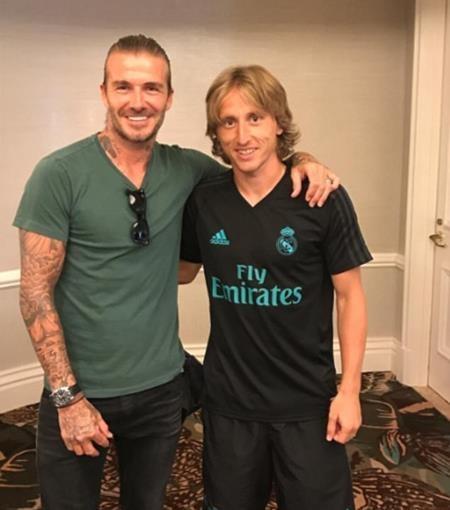 … và Luka Modric