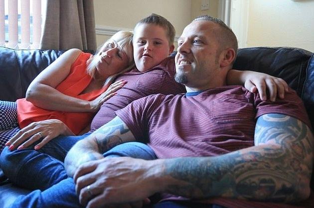 Cặp đôi có với nhau một con trai 7 tuổi tên Jay