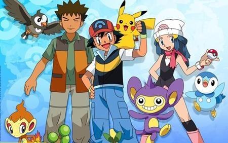 """… """"Pokémon"""", loạt phim đình đám đến từ xứ sở mặt trời mọc"""