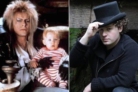 """Sau khi vào vai em bé trong bộ phim """"Labyrinth"""", Toby Froud đã thực sự dấn thân vào bộ môn nghệ thuật thứ bảy và sau này đã có cơ hội tham gia nhiều dự án phim như """"The Boxtrolls"""", """"ParaNorman"""" hay """"Kubo and the two strings"""""""