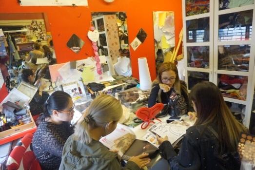 Giao lưu kinh nghiệm thời trang Anh quốc: Mở mang tầm nhìn thực tế với thời trang Việt - 4