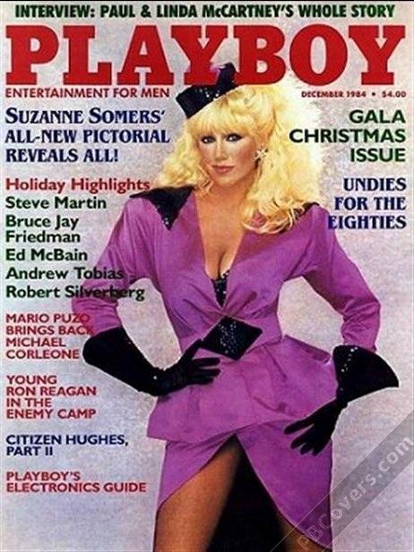 20 người đẹp nổi tiếng trên bìa tạp chí Playboy - 4