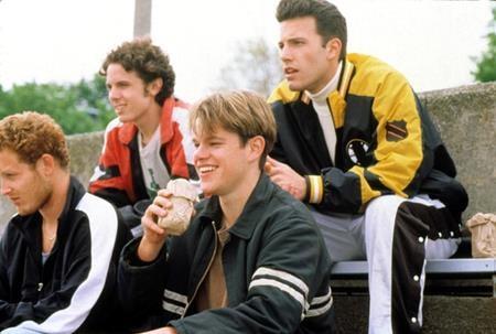 """""""Good Will Hunting"""" đã đem về tượng vàng Oscar đầu tiên cho bộ đôi Matt Damon, Ben Affleck và cũng đã gần 20 năm kể từ ngày đầu tiên bộ phim này được cho ra mắt khán giả."""