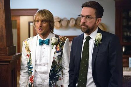 """Hành trình tìm kiếm bố ruột của hai người anh em do Owen Wilson và Ed Helms thủ vai trong """"Father figures"""" chắc chắn sẽ là một sự lựa chọn phù hợp cho mùa Giáng sinh."""