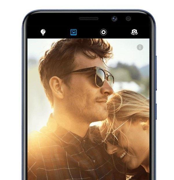 Tùy chỉnh bộ lọc từ Huawei nova 2i giúp bức hình thêm lung linh