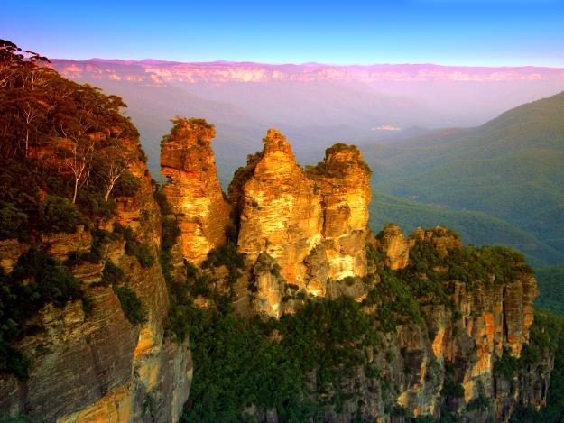 Bí mật về những ngọn núi đẹp nhất thế giới - 4