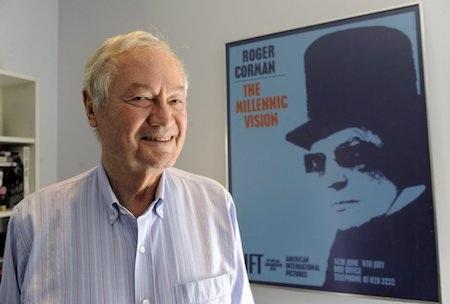 """Roger Corman luôn tin tưởng vào những """"đứa con tinh thần"""" của mình"""