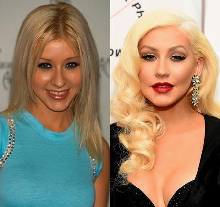 """Từng được xem là """"kỳ phùng địch thủ"""" của Britney Spears, Christina Aguilera luôn tạo ấn tượng lớn cho người hâm mộ với một giọng hát đầy nội lực và mạnh mẽ. Những năm qua, tên tuổi của Xtina càng được lăng-xê rầm rộ khi nữ ca sĩ trở thành huấn luyện viên thường xuyên của các mùa The Voice Mỹ."""