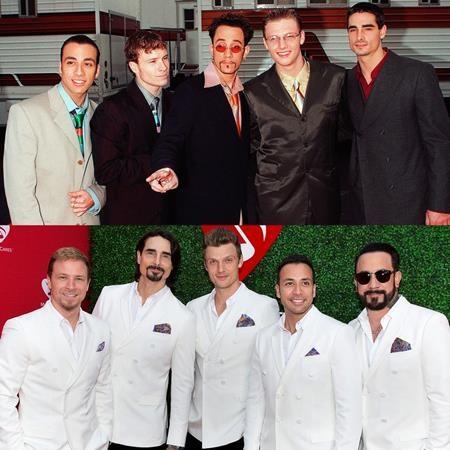 """The Backstreet Boys từng là nhóm nhạc nam """"nổi đình nổi đám"""" trong những năm 90 của thế kỉ trước nên khi thành viên Kevin Richardson rời nhóm vào năm 2006, rất nhiều fan hâm mộ đã phải """"khóc ròng"""". Tuy nhiên, cả nhóm đã tái hợp vào năm 2012 và cho ra mắt album mới """"In a world like this"""", album này cũng đã đạt được vị trí thứ 5 trong bảng xếp hạng Billboard 200."""