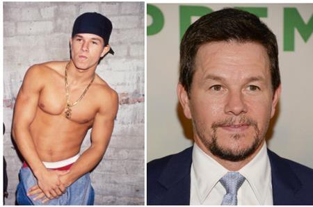 """Mark Wahlberg từng rất nổi tiếng với vai trò ca sĩ khi hoạt động trong nhóm """"Marky Mark and the Funky Bunch"""". Sau này, ngôi sao điển trai vẫn tiếp tục khiến các fan nữ """"đổ rần rần"""" khi lấn sân sang diễn xuất và trở thành một tên tuổi lớn của Hollywood."""