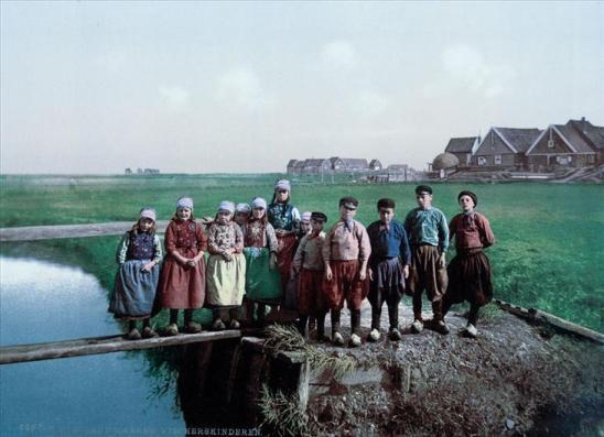 Bộ ảnh về đất nước Hà Lan những năm 1890s qua các tấm bưu thiếp - 5