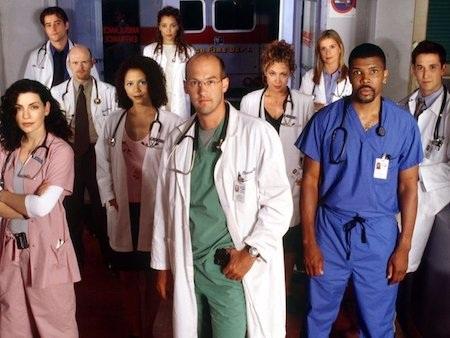 """Bộ phim truyền hình mang đề tài y khoa """"Er"""" của NBC có kinh phí sản xuất lên tới 13 triệu đô la Mỹ/tập phim và trở thành một trong những tác phẩm màn ảnh nhỏ đắt đỏ nhất mọi thời đại."""