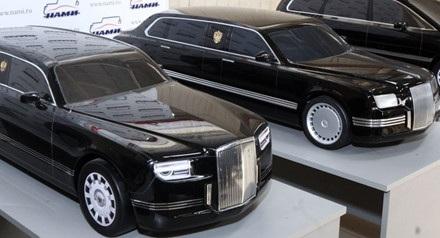 Lộ diện những bức ảnh đầu tiên siêu xe bí mật của ông Putin - 6