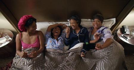 """Bộ phim """"Girls trip"""" sắp được cho ra mắt vào hôm 21/7 tới đây cũng đang thu hút được rất nhiều sự chú ý nhờ một dàn diễn viên tên tuổi như Regina Hall, Queen Latifah, Jada Pinkett Smith hay Larenz Tate"""