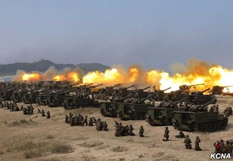 Vì sao ông Kim Jong-un không hề e sợ khi Mỹ rầm rộ điều quân đến - 6