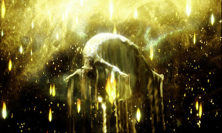 """""""The Fountain"""" là bộ phim giàu tham vọng và phức tạp về hành trình truy tìm sự bất tử của con người. Xoay quanh nhiều câu chuyện, nhiều tuyến thời gian trải dài từ quá khứ đến tương lai, bộ phim ẩn chứa rất nhiều hình ảnh biểu tượng tâm linh tôn giáo, về cây sự sống, về ngọn nguồn vũ trụ. """"The Fountain"""" không chỉ bẻ cong tâm trí người xem mà còn gợi mở rất nhiều chi tiết để mỗi khán giả tự tìm hiểu và khám phá ra ý nghĩa sâu sắc của bộ phim."""
