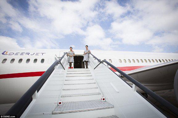 Chuyến bay trong mơ với giá gần 600 triệu đồng/giờ bay - 5