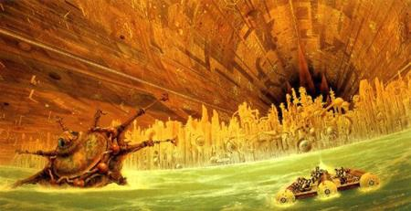 """Đạo diễn David Fincher từng rất hứng thú với việc chuyển thể cuốn tiểu thuyết viễn tưởng """"Rendezvous with Rama"""" lên màn ảnh rộng. Tuy nhiên, bất chấp những nỗ lực quyết tâm từ phía David Fincher, dự án này vẫn chưa thể được triển khai."""