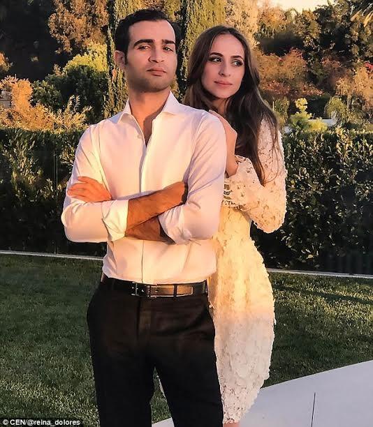 Cô dâu Lolita và chú rể Gaspar