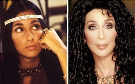 Huyền thoại âm nhạc Cher từ xưa đã tỏa ra sức hút đặc biệt khiến nhiều người lưu luyến