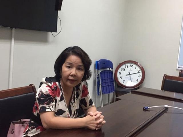 PGS. TS. Lê Thị Minh Hương khuyến cáo cha mẹ thấy có dấu hiệu nghi ngờ suy giảm miễn dịch phải cho đi khám ngay.