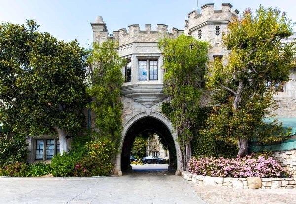 Bên trong lâu đài giá 100 triệu đôla của ông chủ Playboy - 5