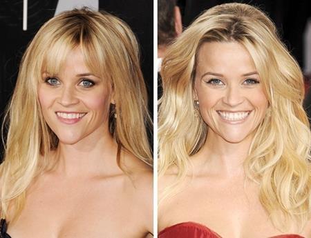 Reese Witherspoon lúc nào cũng trông vui tươi, yêu đời
