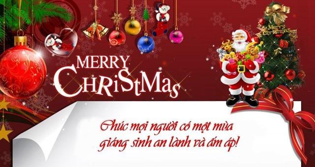 Những lời chúc Giáng sinh hay và ý nghĩa nhất bạn nên dành tặng người thân, bạn bè - 2