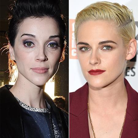 """Tuy nhiên, chỉ vài tháng sau, Kristen và Alicia lại chia tay sau khi có thông tin cho rằng Kristen đã """"cảm nắng"""" giọng ca St. Vincent."""
